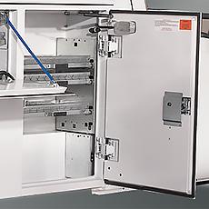 Heavy-Duty Compartment Doors