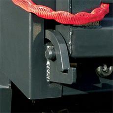 Heavy-Duty Tailgate Hardware