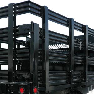 Steel Stake Rack