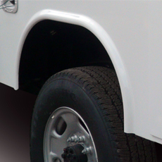 Seamless Wheelhouse Panel